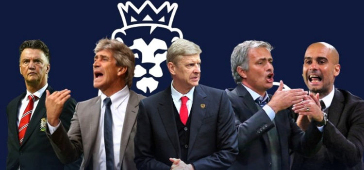 Top 5 managers in the EPL history