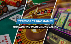 Types Of Casino Games You Can Find In An Online Casino Blog